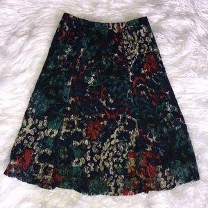 Christopher & Banks Lace Skirt NWT
